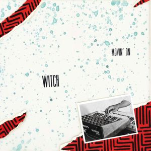 WITCH - Movin'on - LP